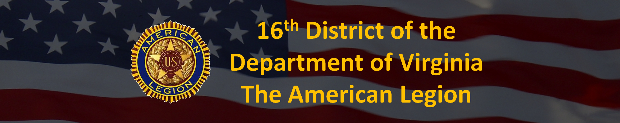Virginia 16th District – The American Legion